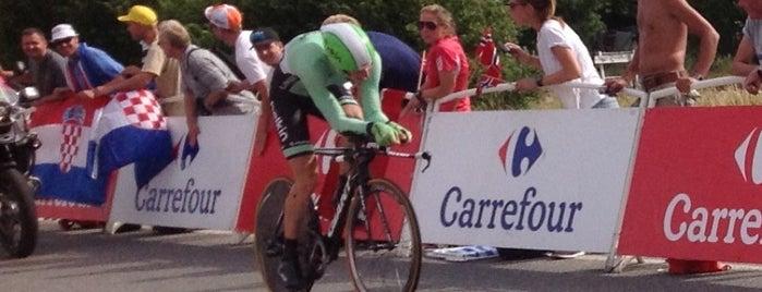 Chorges is one of Les étapes du Tour de France 2013.