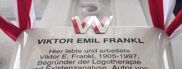 Viktor Frankl Zentrum is one of Wien.