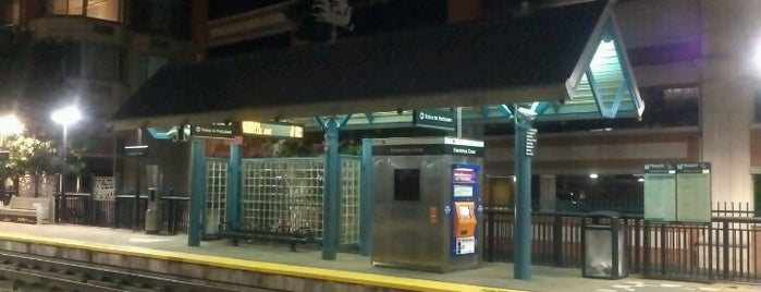 NJT - Harsimus Cove Light Rail Station is one of New Jersey.