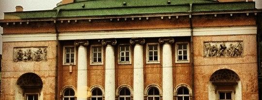 Спасо-Конюшенная церковь is one of Православный Петербург/Orthodox Church in St. Pete.