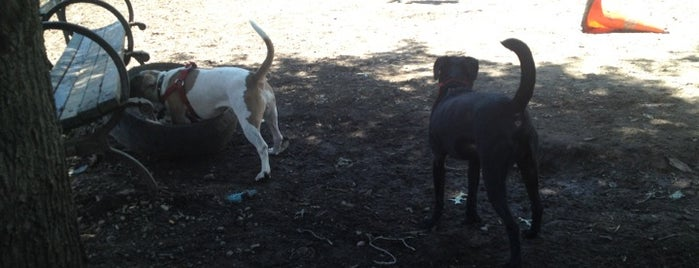 Herbert Von King Park Dog Run is one of My Good Dog NYC: NYC Dog Runs.