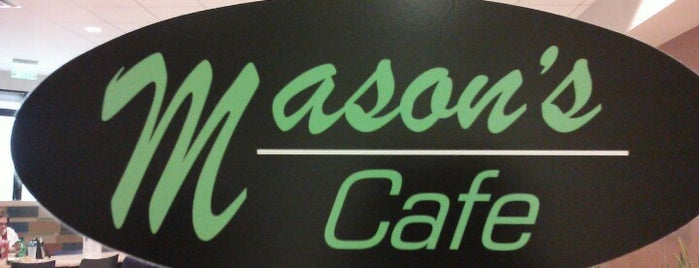 Mason's Cafe is one of Dallas.