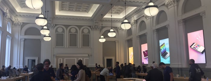 Apple Birmingham is one of Tempat yang Disukai DAS.