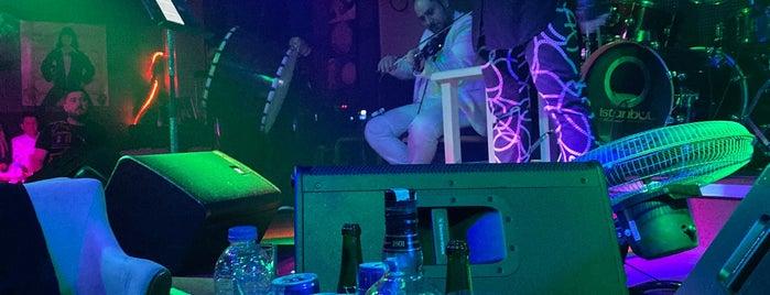 Liva Live Club & Bar is one of Klub 2.
