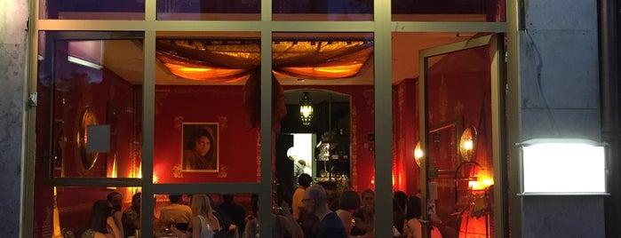 Chopan - am Gasteig is one of München's best eats.