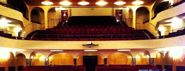 Teatro Duse is one of Bologna city.