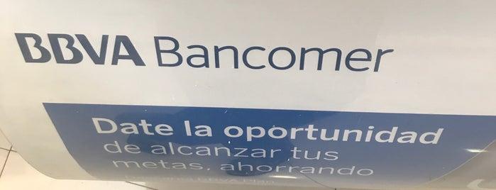BBVA Bancomer is one of Tempat yang Disukai Julio.
