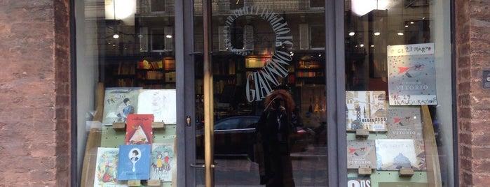 Libreria Per Ragazzi is one of Lugares favoritos de Emine.
