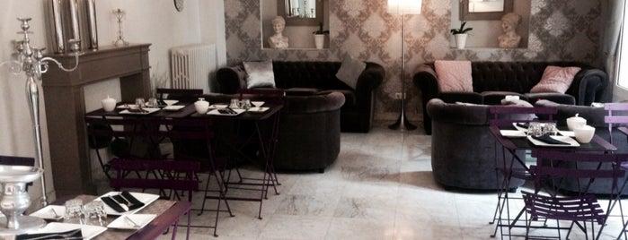 Hotel La Villa (ex Hotel Marina) is one of Emine : понравившиеся места.