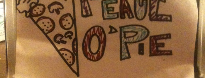 Peace o' Pie is one of Vegan Boston - brunch.