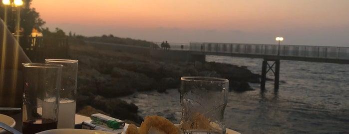 Silver Rocks Restaurant&Beach is one of Kktc.