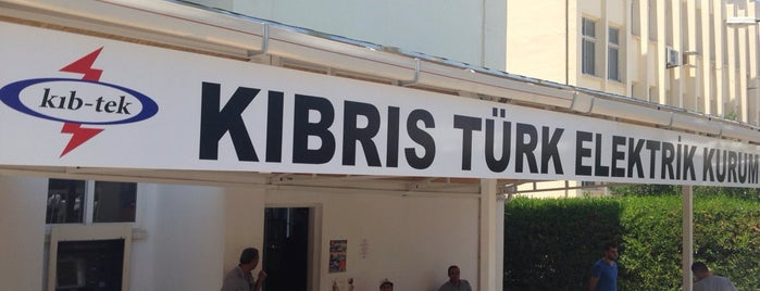 Elektrik Kurumu (KIB-TEK) is one of Mert : понравившиеся места.