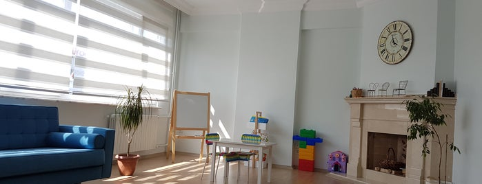 POEM - Psikoloji Organizasyonları ve Eğitimleri Merkezi is one of Orte, die Uçla gefallen.