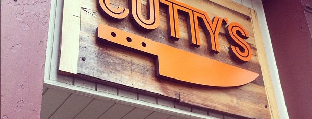 Cutty's is one of Boston.