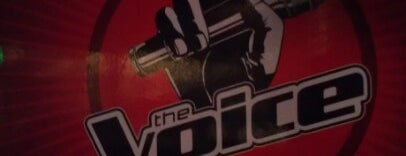 The Voice @ Universal Studios is one of California 2014.