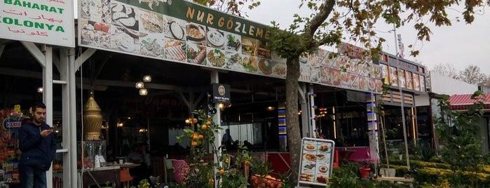 Nur Gözleme is one of istanbul.