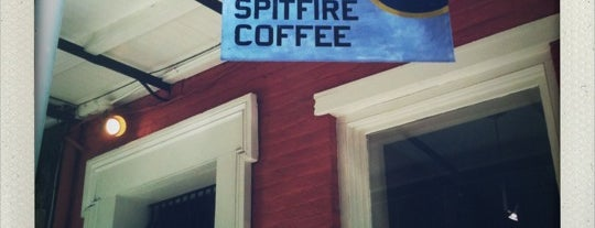 Spitfire Coffee is one of Eat. Play. Live..