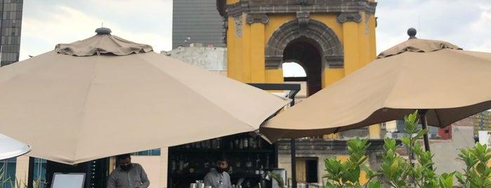 La Azotea is one of Mexico.