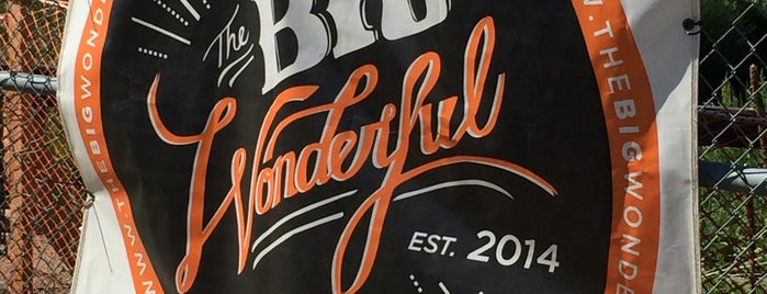 The Big Wonderful is one of Denver.