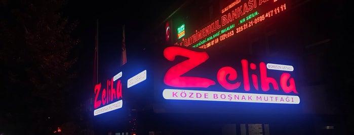 Zeliha Közde Boşnak Mutfağı is one of Özgür 님이 좋아한 장소.