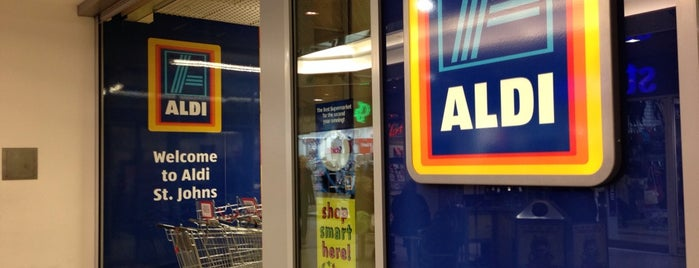 Aldi is one of Phat's Saved Places.
