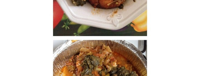 Labay Market is one of Caribbean Cuisine NYC.