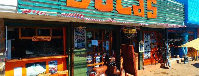 Docas Restorant Bar is one of Orte, die Oscar gefallen.