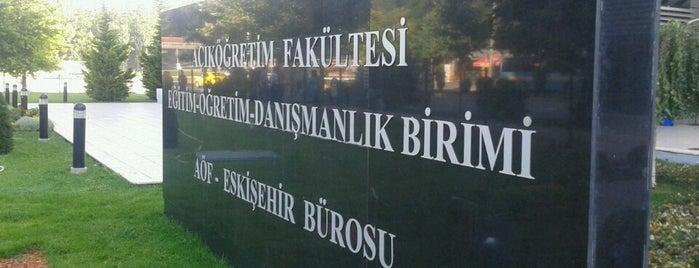Açıköğretim Fakültesi is one of my favorites.