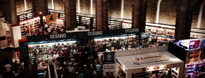 XXXVI Feria internacional Del Libro Del palacio De Minería is one of Lieux qui ont plu à Dulce.