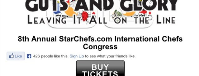 StarChefs.com Headquarters is one of Posti che sono piaciuti a Chefs for the Marcellus.