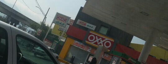 OXXO Gas is one of Lieux qui ont plu à Ismael.