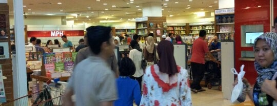 MPH Bookstores is one of Attraction Places to Visit.