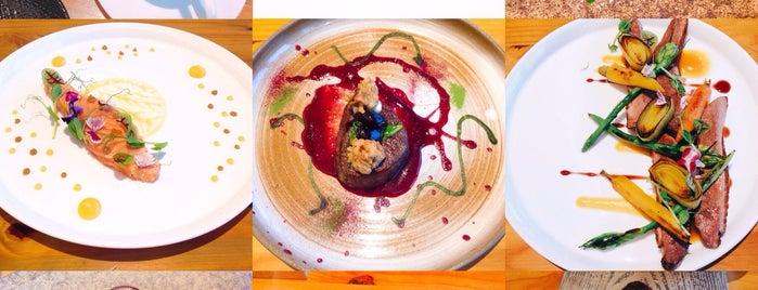 L'origine by La Credenza 歐傑洛義式餐廳 is one of 《臺北米其林指南》 2018 餐盤餐廳 MICHELIN Guide Taipei.