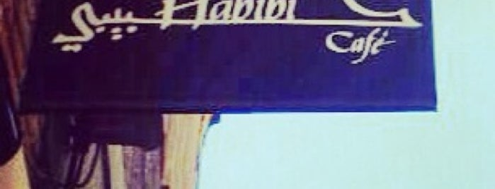 Habibi Café BCN is one of Barcelona.