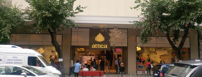 Attica is one of Lily's beloved places.