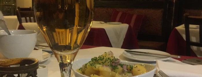 Zum lieben Augustin is one of Restaurants.
