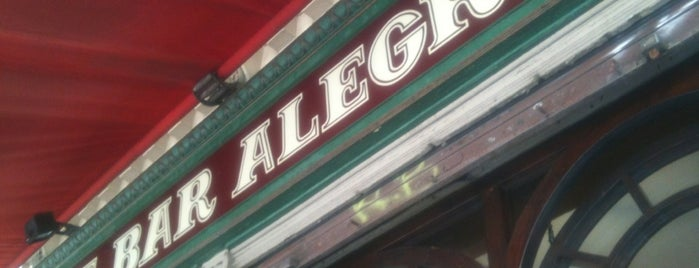 Bar Alegría is one of Tapes.