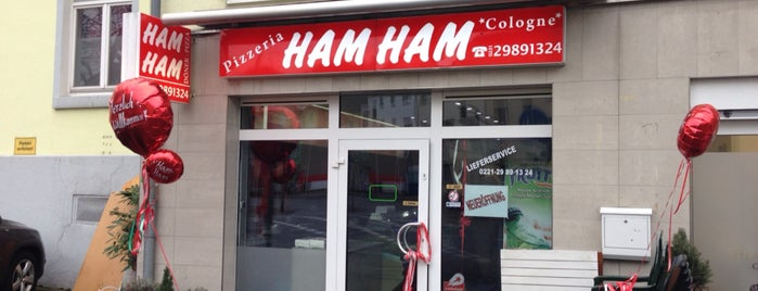 Ham Ham Döner & Pizza is one of Türkisch Fast Food.