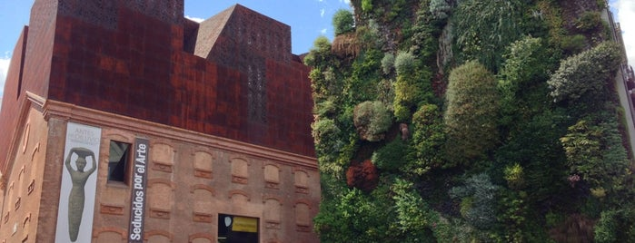 CaixaForum Madrid is one of Architecture.