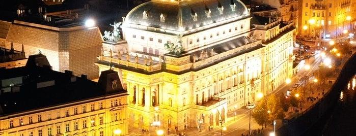 Praha 1 is one of Prag Gidilecek Yerler.