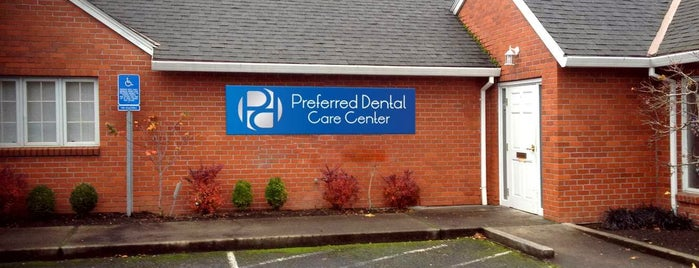 Preferred Dental Care Center is one of Meganさんのお気に入りスポット.