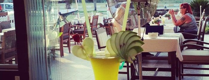 Kayi's Bar-Cafe-Restaurant is one of antalya~ alanya~ side~belek.