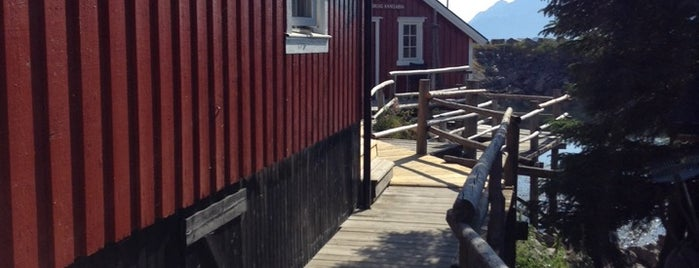 Svinøya Rorbuer is one of world travel.