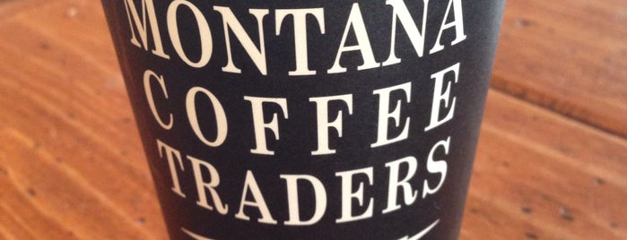 Montana Coffee Traders Roasting Facility is one of My Favorite Places.