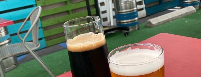 Beachwood Brewing is one of Orange County.