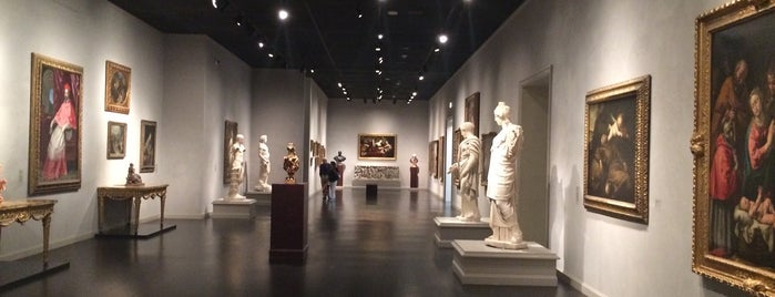 Los Angeles County Museum of Art (LACMA) is one of Sister 'hoods: Upper East Side & Mid-City West.