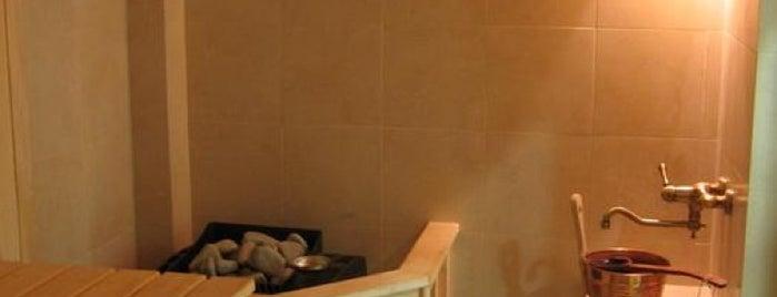 Бабушкинские бани is one of Locais salvos de Дмитрий.