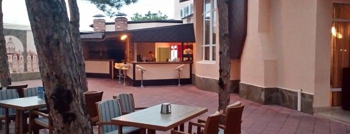 Ресторан отеля Mar Le Mar is one of Posti che sono piaciuti a Iryna.
