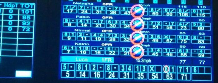 David Lloyd Bowling is one of Fun.