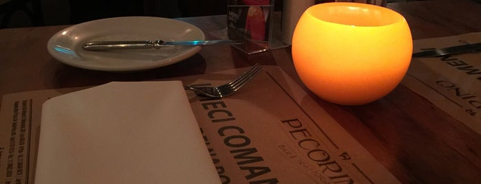 Pecorino Bar & Trattoria is one of I love SP.